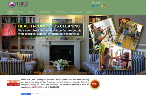 Lotus Cleaning Services
